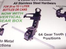 Yamaha Motorcycle ATV Handlebar Mounted Cup Holder Multi Angle 64 Gear BLACK