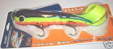"""15"""" Super Magnum Bull Dawg Pounder Musky Innovations UV Reflex Parrot Plastic Tl"""