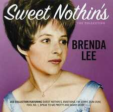 BRENDA LEE - SWEET NOTHIN'S - THE COLLECTION - 2 CDS - NEW!!