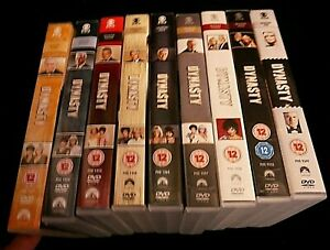 DYNASTY SERIES 1-9 COMPLETE DVD'S (NO OUTER SLEEVEBOX) SEASONS 1 2 3 4 5 6 7 8 9