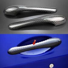 For Maserati GranTurismo S MC GT GTS Coupe Carbon Fiber Door Handle Cover Trim