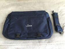 Sinn Watch Company Breifcase Laptop Bag Very Rare Brand New Germany