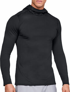 Under Armour ColdGear Fitted Mens Training Hoody - Black