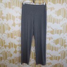 Soft Surroundings Size XS Gray Elastic Waist Stretch Lounge Pants Casual BOHO