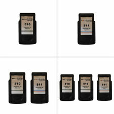 Canon PG510 Black / CL511 Colour Refilled Ink Cartridge For PIXMA iP2700 Printer