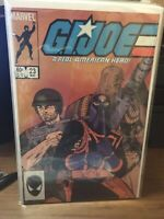 G.I. Joe, A Real American Hero #23 (May 1984, ) NM- COBRA COMMANDER