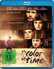 The Color of Time NEW Cult Blu-Ray Disc E. L. Biesold James Franco Mila Kunis