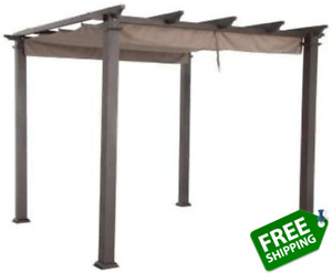 Garden Winds Replacement Canopy Top Cover for Home Depot Hampton Bay GFM00467F P