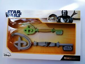 Set di chiavi Star Wars:The Mandalorian Disney Store H4 x L15,5 cm 465051843493