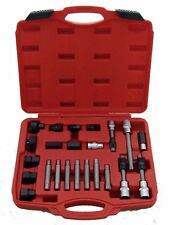Tool Hub 1085 Alternator Pulley Bit Set, 23 Piece