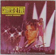 Streets of fire 33 tours 1984