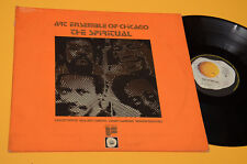 ART ENSEMBLE OF CHICAGO LP THE SPIRITUAL JAZZ 1°ST ORIG GERMANY 1972 NM FREEDOM