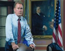 """MARTIN SHEEN SIGNED 10x8"""" PP PHOTO THE WEST WING jed"""