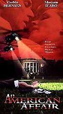 An American Affair (VHS, 1999)