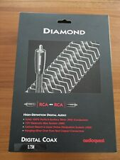 Audioquest DIAMOND Coax 0.75m - NEW