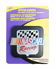 """Nascar Racing Receiver Hitch Cover Fits Both 1-1/4"""" & 2"""" Receivers"""