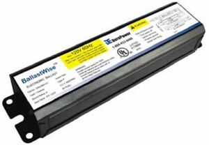 BallastWise DXE296H121 Fluorescent Ballast - Operates 1 or 2 F96T, F84T or F64T