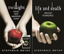 Twilight Tenth Anniversary/Life and Death Dual Edition, By Meyer, Stephenie,in U
