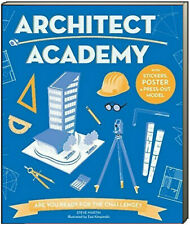 Architect Academy by Steve Martin ( Paperback)  FREE shipping $35