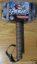 The Avengers Deluxe Thor Hammer Marvel Comics - Brand New 15 Inches Long