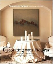 DECORATING with PICTURES Stephanie Hoppen Collect Art Photography Display Design