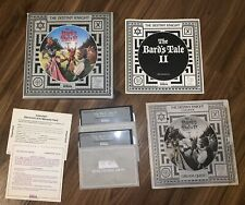 Bard's Tale II : The Destiny Knight - Commodore 64 C64 Computer Software Game