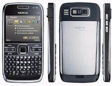 Nokia E72 - Black (Unlocked) Smartphone Mobile Phone WIFI 5MP QWERTY Keypad