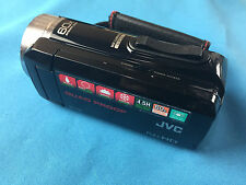 "JVC Everio GZ-R10BU Quad Proof Full HD 1080p Video Camcorder ""For Parts Not Work"