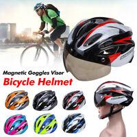 Unisex Adult Bicycle  Mountain Bike Cycle Outdoor Adjustable Safety  AU