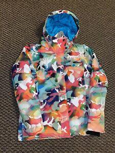 GSOU SNOW Multicolor Camo Jacket