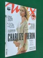 Rivista MAX Ottobre 2012 (ITA) CHARLIZE THERON SASHA GREY ROBBIE WILLIAMS