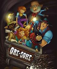 Ore-Some Family Board Game - Indie Kickstarter game by Sarah Kennington