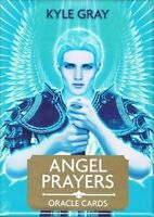 Angel Prayers Oracle Cards by Kyle Gray New & Sealed