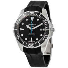 Certina DS Action Diver Automatic Black Dial Men's Watch C032.407.17.051.60