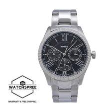 Fossil Men's Chapman Multifunction Stainless Steel Watch FS5631
