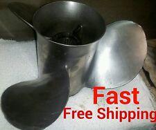 Mercury Quicksilver 48-73920 45 19p Stainless Propeller Prop NICE! Free Ship!
