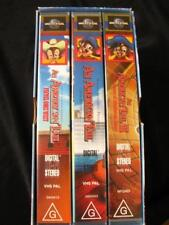 Children's & Family Adventure Box Set VHS Movies