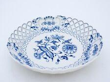 Large Round Serving Bowl - Meissen - Blue Onion