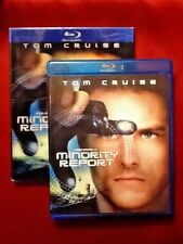 Minority Report - 2-Disc Bluray Edition with Slipcase With Lenticular Cover