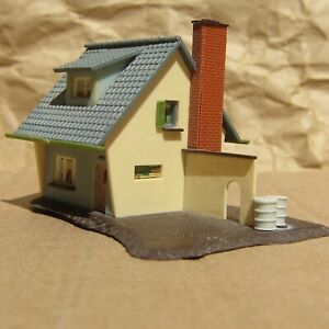CASSIC ~ COTTAGE Style HOUSE by FALLER ~ Mayhayred Trains N Scale Lot