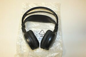 NEW OEM FORD LINCOLN MERCURY DVD WIRELESS INFRARED HEADPHONE HEADSET (ONLY ONE)