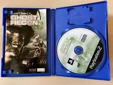 PS2 Tom Clancy's Ghost Recon Game Playstation 2