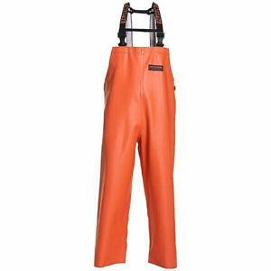 Grundens Herkules Latzhose 16 orange