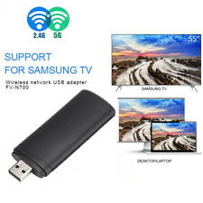 For Samsung Smart TV WIS12ABGNX WIS09ABGN USB Wireless LAN Adapter Wi-Fi 300Mbps