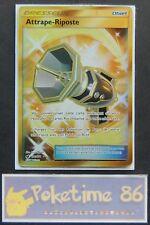 Pokémon SL4 Invasion Carmin, ATTRAPE-RIPOSTE, Secrète rare 120/111  NEUVE
