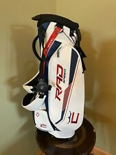 """New Cobra Vessel Rad Speed Stand Bag Red White & Blue """"Free Shipping"""""""