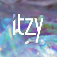 K-POP ITZY Album [IT'z ICY] CD+80p Photobook+2p Photocard+1st Page+F.Poster