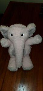Dakin 1995 Johnson & Friends Pink Elephant Puppet Plush Fox Australia Michael's