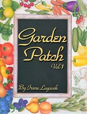Garden Patch V1 Decorative Tole Painting BK by Irene Laycock NEW