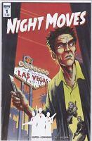 Night Moves #1 Boyd IDW Comic 1st Print 2018 unread NM